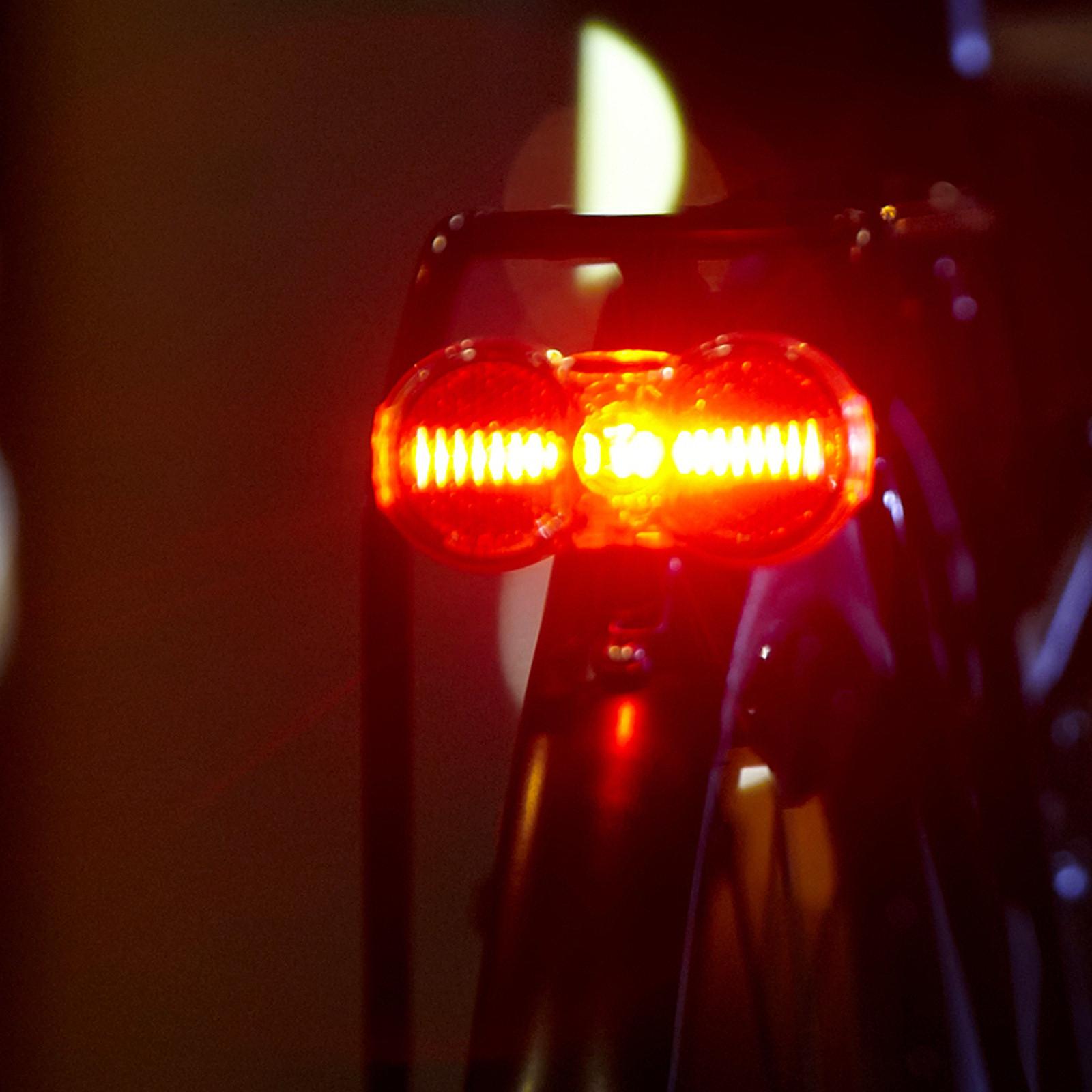 Busch /& Müller für Dynamo B/&M TOPLIGHT Flat S plus LED Rücklicht 329ASK